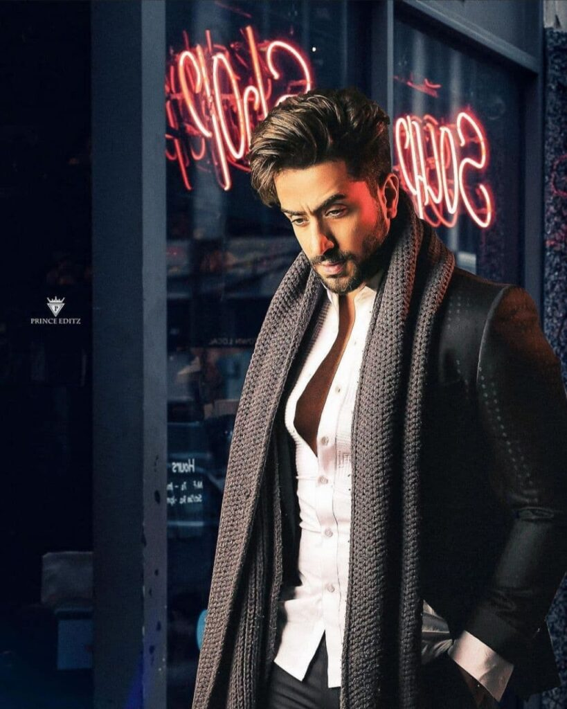 Aly Goni Age